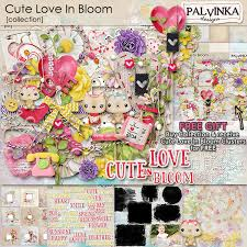 cute love in bloom collection free gift