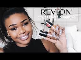 revlon colorstay makeup unboxing
