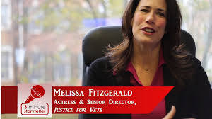 MELISSA FITZGERALD--Actress and Senior Director of JUSTICE FOR ...