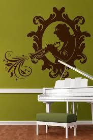 Wall Decals Trumpet Player In Frame Walltat Com Art Without Boundaries