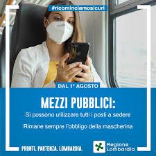 🔴 Ordinanza regionale n. 590 del 31... - Regione Lombardia