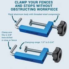 Rockler Clamp It Clips 4 Packs In 2020 Clamps Cool Tools Fence