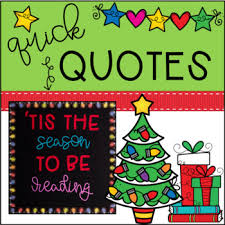 winter holiday bulletin board reading tpt