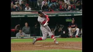 Mookie Betts Home Run Swing Slow Motion ...