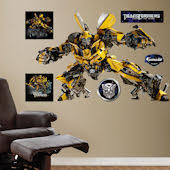 Transformers The Movie Wall Stickers Decals Wall Murals