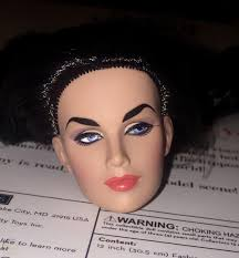 FR Integrity Toys Color Infusion Cinematic Adeline King HEAD ONLY ...
