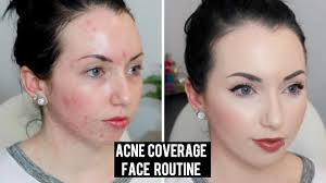 long lasting cur foundation routine