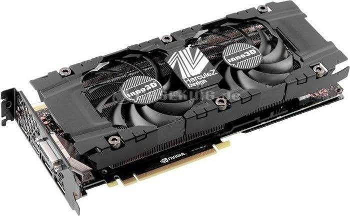 Image result for INNO3D GTX1080 Twin X2