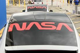 Nasa Marks New Era Of Spaceflight With Resurgence Of Worm Logo Collectspace
