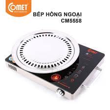 Bếp hồng ngoại nút cảm ứng Comet CM5558