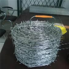 3 Distance Electro Barb Wire Security Fence Barbed Wire Philippines Barbed Wire Roll Price Fence