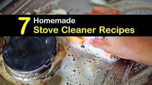 7 handy ways to make a stove cleaner