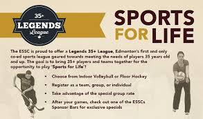 legends 35 home edmonton sport and