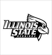 Illinois State Redbirds Decal North 49 Decals