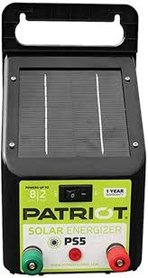Amazon Com Patriot Ps5 Solar Energizer 0 04 Joule Pet Supplies