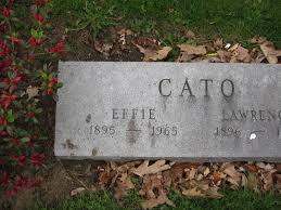 Effie Olson Cato (1895-1965) - Find A Grave Memorial