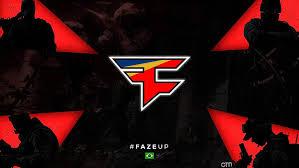 hd wallpaper faze clan red logo pc