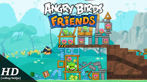 Angry Birds Friends Android Gameplay [1080p/60fps] - YouTube