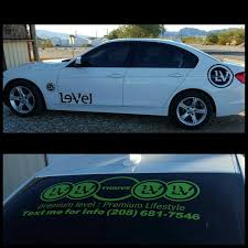 My Car Decals Love It Rush Signs In Quartzsite Did A Fabulous Job Car Decals Car Thrive Life