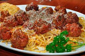 Spaghetti and meatballs - Wikipedia