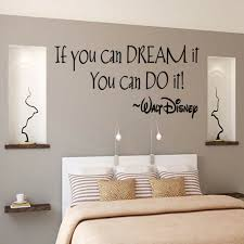 Inspiring Quotes Wall Sticker Art Decal Mural Wall Stickers Kids Room Home Decor For Sale Online