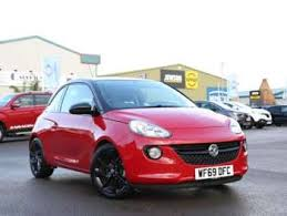 Used Vauxhall Adam Griffin for Sale - RAC Cars