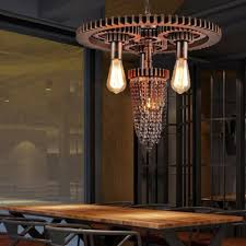 exposed bulb hanging pendant lights