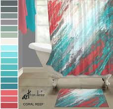 c shower curtain and bath rug sets