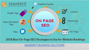PPT - 2018 Best On-Page SEO Strategies to Use for Website Rankings  PowerPoint Presentation - ID:7841935