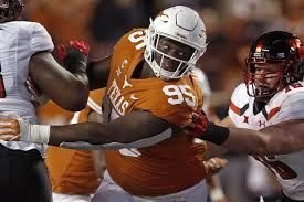 Meet Texas DT Poona Ford, the Best Player Not Invited to the 2018 Combine |  Bleacher Report | Latest News, Videos and Highlights
