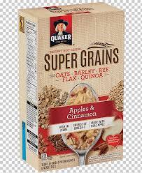 muesli breakfast cereal quaker instant