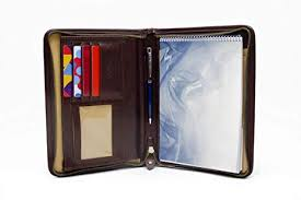 doent bag a5 notebook holder
