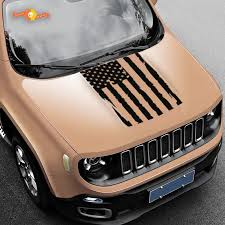 Product Jeep Renegade Flag Decal Jeep Sticker