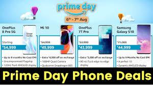 Amazon Prime Day 2020 Sale Smartphone ...