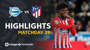 Highlights Deportivo Alaves vs Atletico de Madrid (0-4) - YouTube