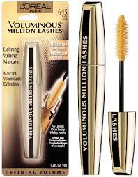 l oréal paris makeup voluminous million