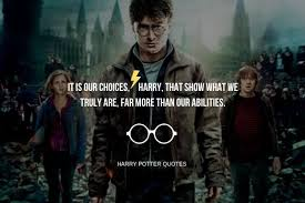 harry potter quotes that show friendship and life in a new
