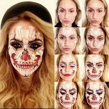 step face makeup tutorials