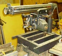 What Happened To The Radial Arm Saw Fine Homebuilding