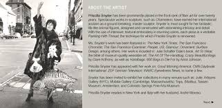 Priscilla Snyder - Official Site Of American Artist Priscilla Snyder