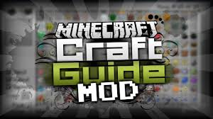 craftguide mod 1 7 10 crafting guide