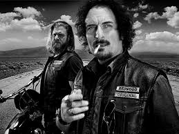 monochrome sons of anarchy wallpapers