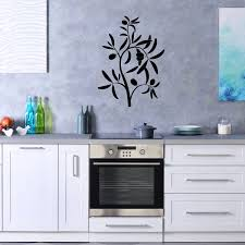 Shop Style Apply Olive Branch Vinyl Wall Decal Home Decor Overstock 12361743