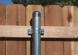 Metal To Wood Fence Post Solution Jlc Online