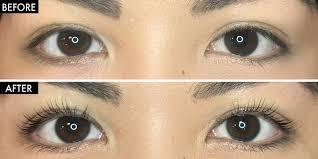 what is a lash lift eyelash lifts vs