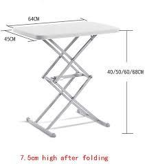 table folding desk laptop