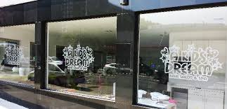 Window Decals Nyc Gold Leaf Window Decals Personalized Window Decals Banners Expo