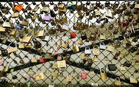 Art Artistic Chain Link Fence Stock Photo Lensdrop