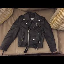 leather motorcycle leather jacket