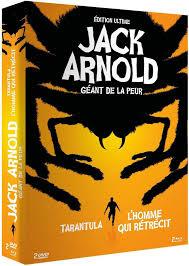 Amazon.com: Jack Arnold, géant de la peur : Tarantula + L'Homme ...